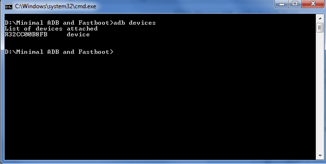 Minimal ADB and Fastboot Tool Free Download