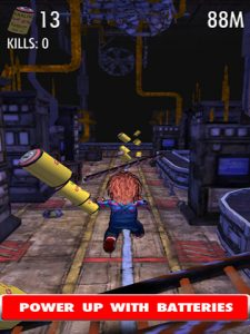 Chucky Slash and Dash Game Online