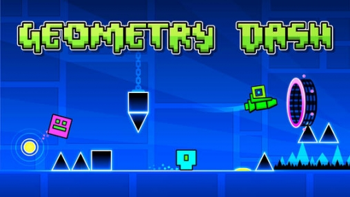 Free Download Geometry dash Game for IOS