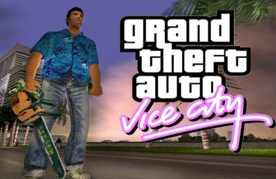 Free Download Grand Theft Auto Vice City Game for IOS