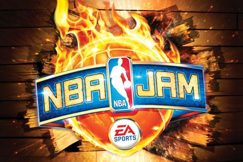 Free Download NBA JAM Game for IOS