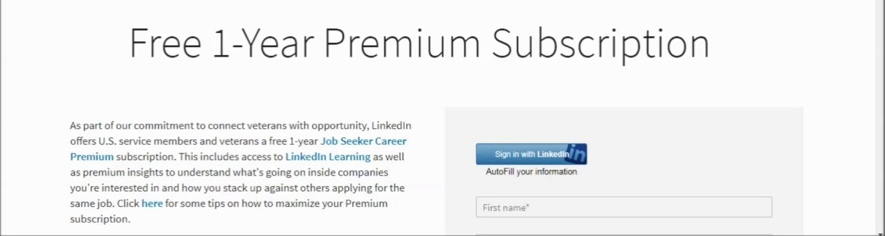 How to get a Free LinkedIn Premium Account