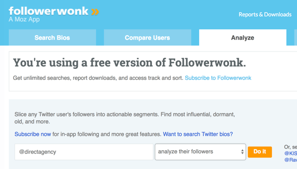 Segment your twitter feed with lists