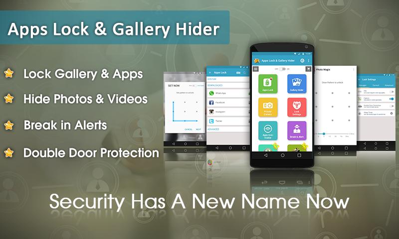 Apps Lock & Gallery Hider 1.13 APK