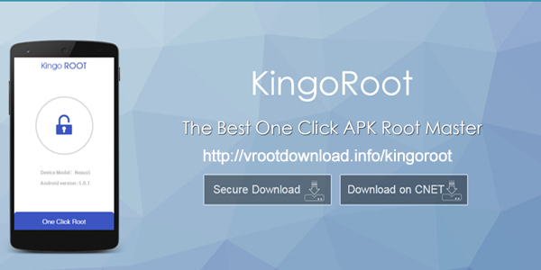 Download Kingo Root Application (all versions)