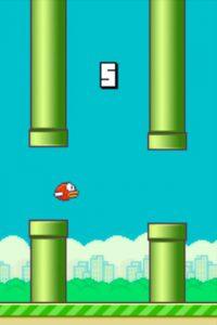 Flappy bird iPhone game