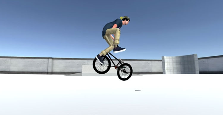 Free BMX Streets Iphone Game Download