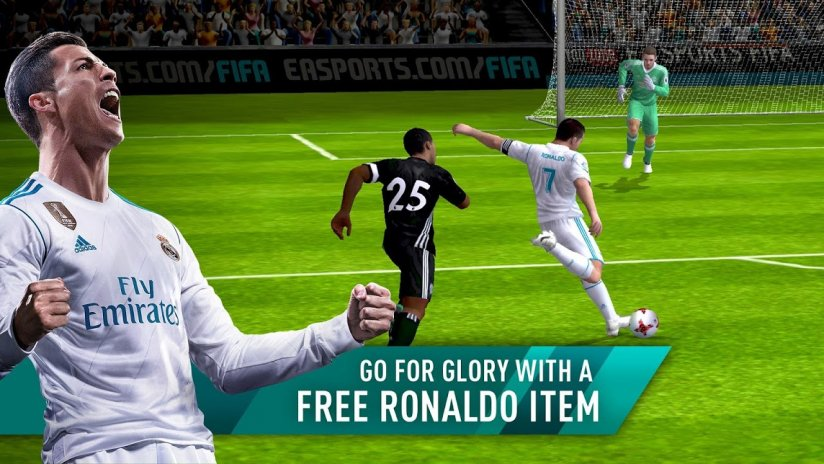Free FIFA Mobile Football Iphone Game Download