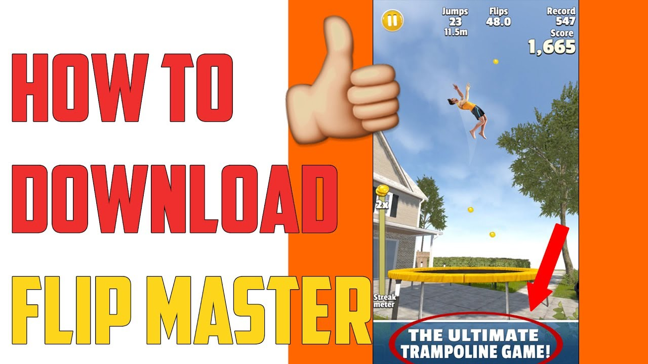 Free Flip Master Iphone Game Download