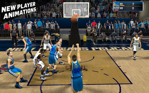 Free NBA 2K15 Iphone Game Download