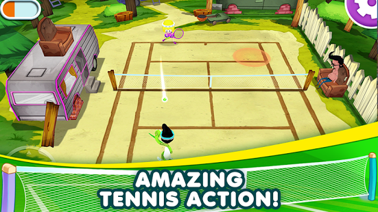 Free Nickelodeon All Stars Tennis Iphone Game Download