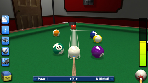 Free Pro Snooker and Pool Iphone Game Download