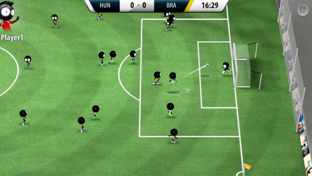 Free Stickman Soccer Iphone Game Download