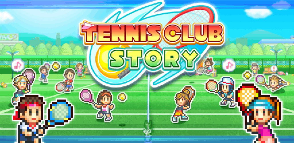 Free Tennis Club Story Iphone Game Download
