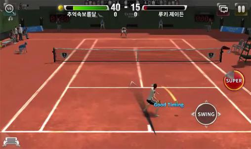 Free Ultimate Tennis Iphone Game Download