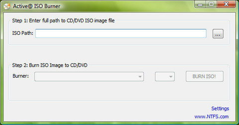 How To Burn An iSO Image File In Windows