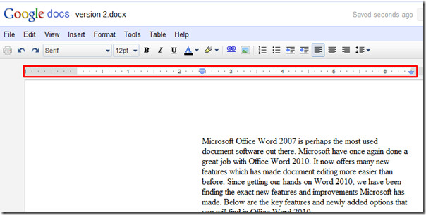 How to Edit Margins in Google Docs