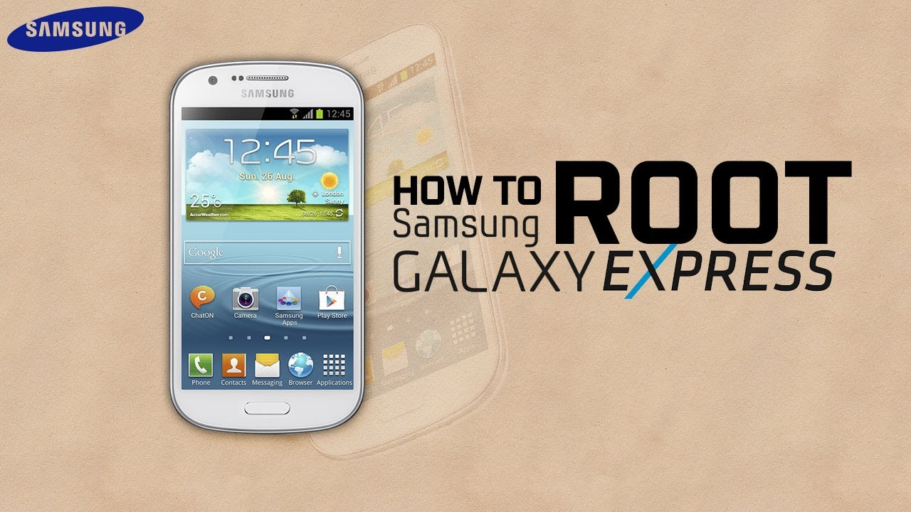 How to root Samsung Galaxy Express GT-I8730