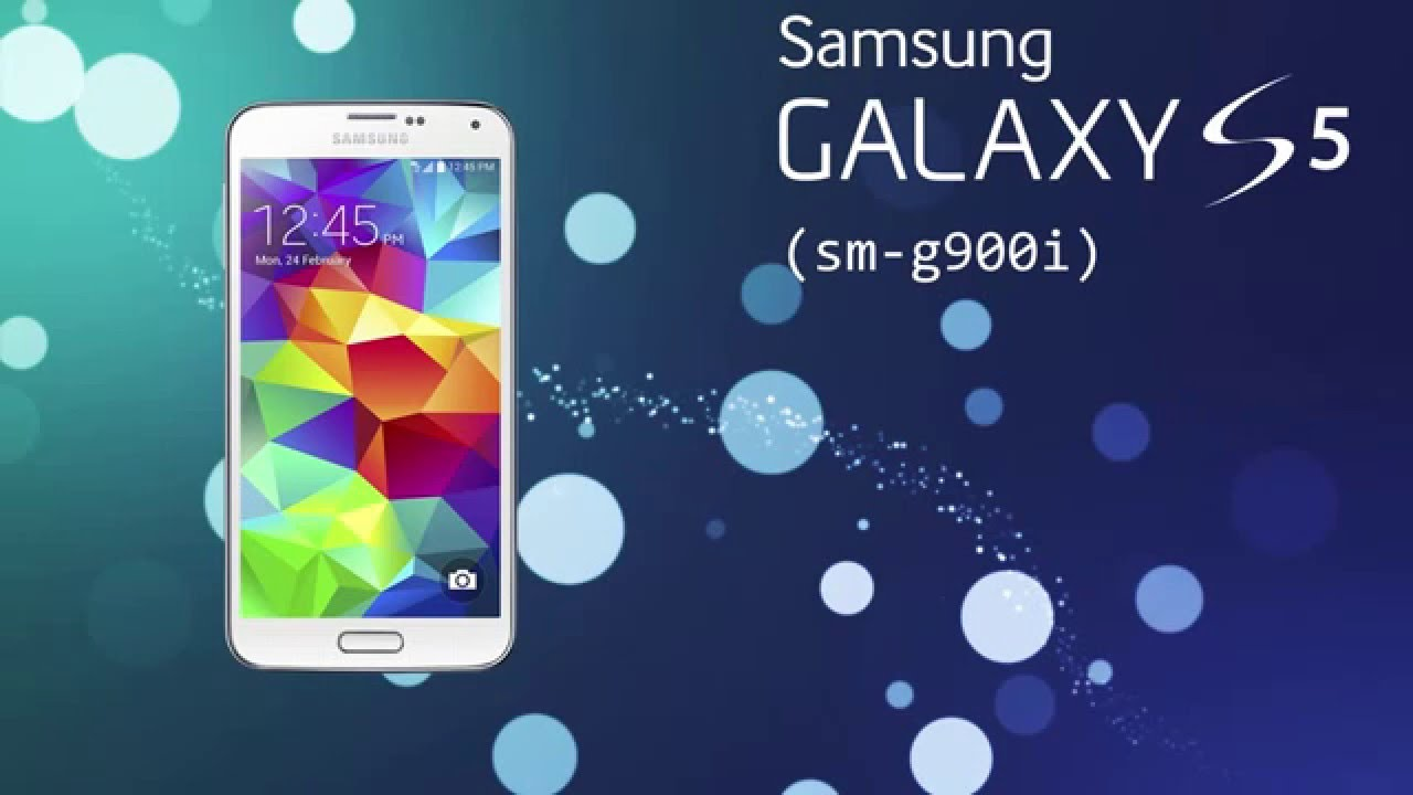 How to root Samsung Galaxy S5 SM-G900I
