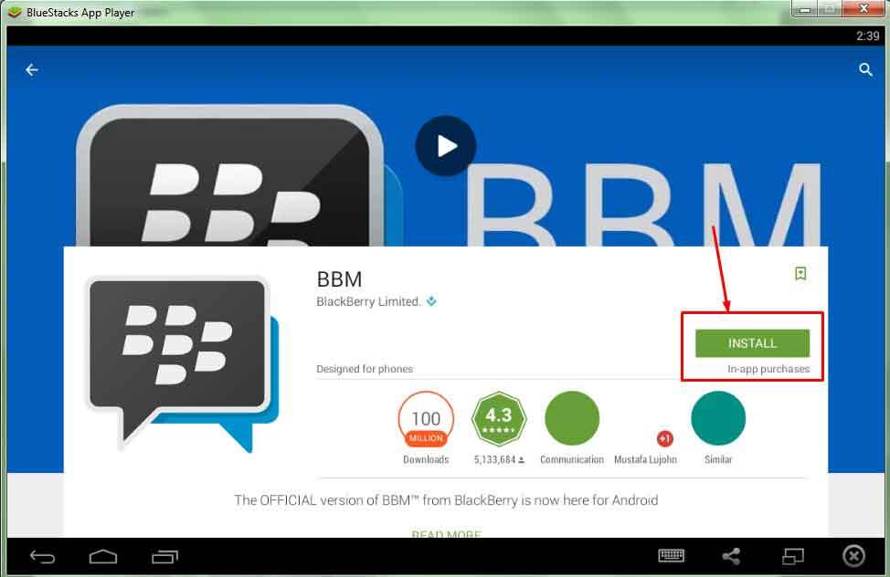 Free download & install bbm for pc windows 7/8/8. 1/xp | infocurse.
