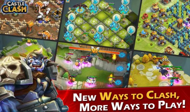 Castle Clash for PC Free Download