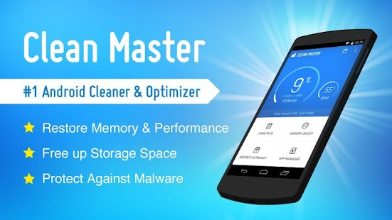 Clean Master for PC Free Download