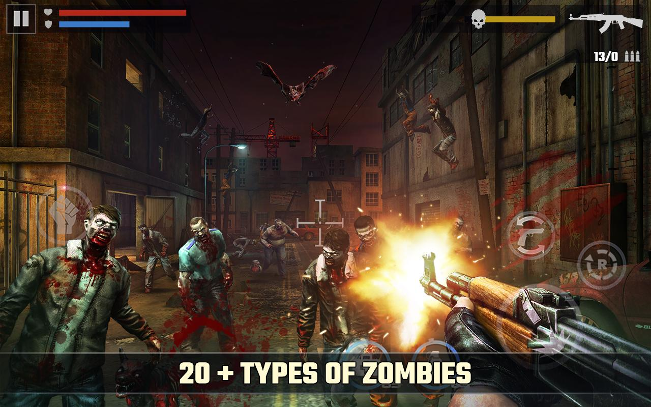 Dead Target Zombie for PC Online Game Download