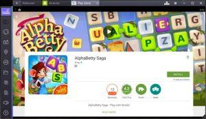 Download AlphaBetty Saga for PC