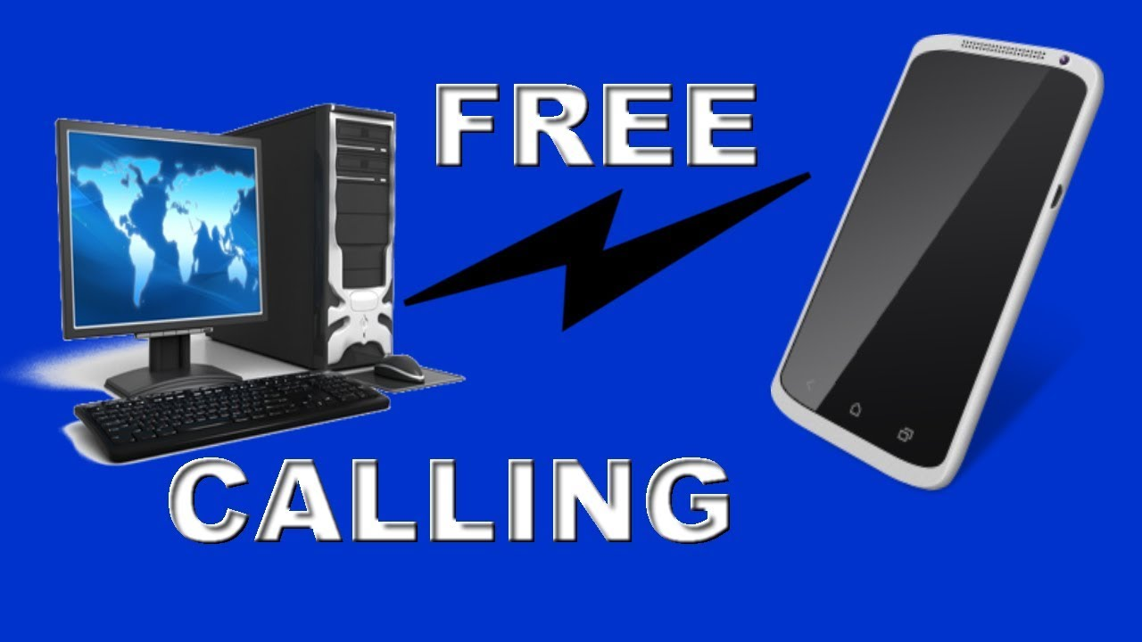 Free Call via a PC to Phone without registration
