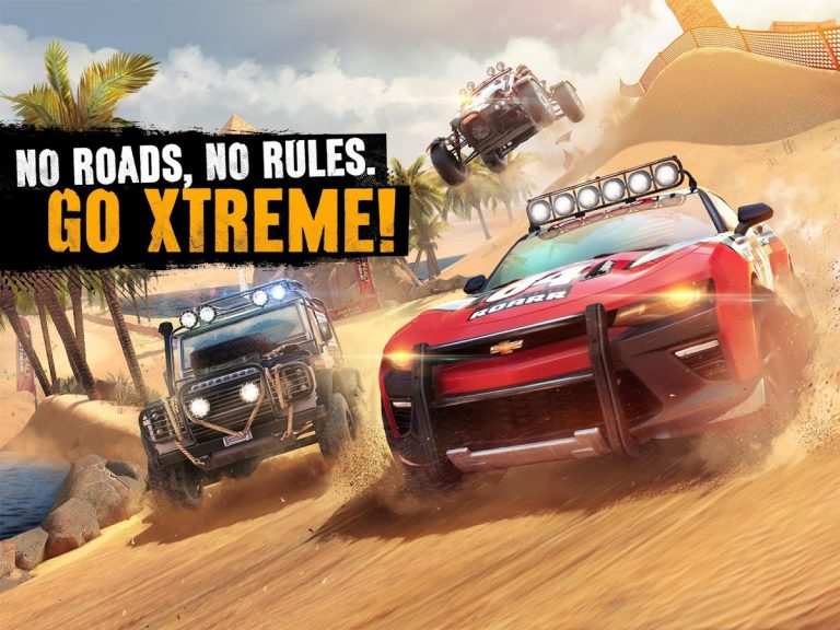 Free Download Asphalt Xtreme for PC