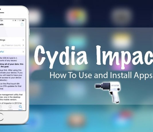 How to Download and Install Cydia Impactor