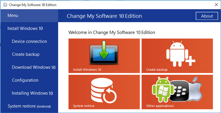 Download Change My Software 10 Edition