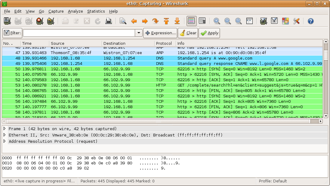 Wireshark Latest Version Free Download for Windows - Alternative