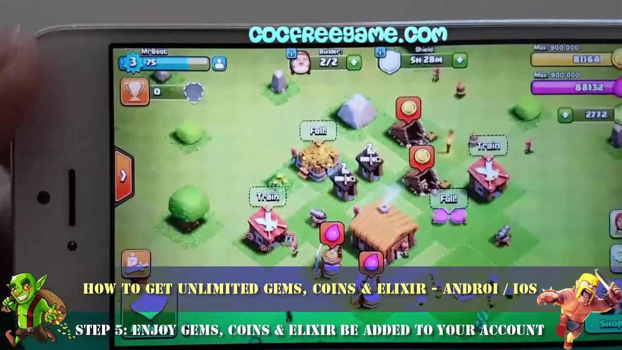 COC Lucky Patcher Apk Mod