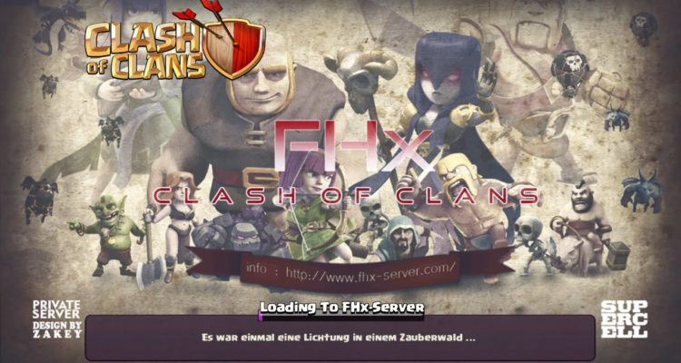 How To Make A Clash Of Clans Private Server Bluestacks