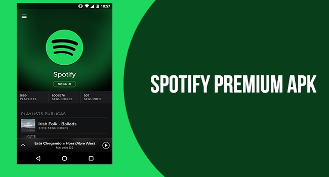 Spotify Premium APK Download for Android