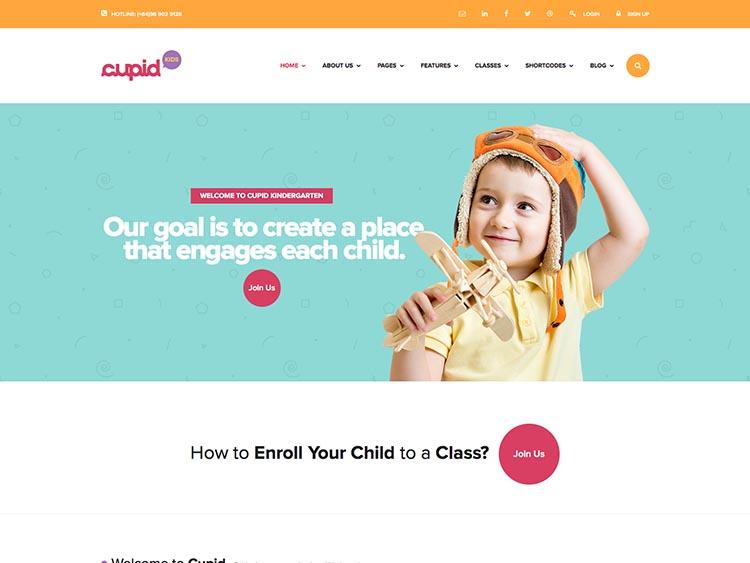 Cupid WordPress Free Download