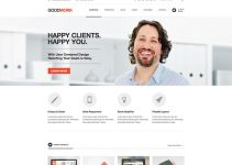 Goodwork Wordpress Theme Free Download
