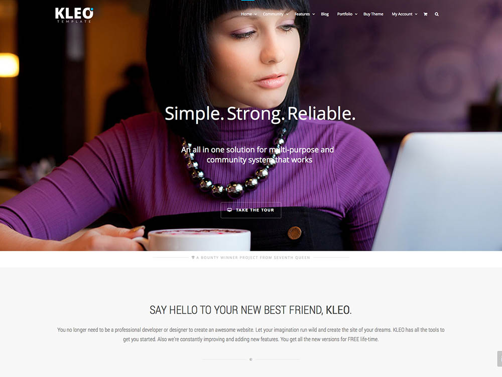 Kleo WordPress Free Download