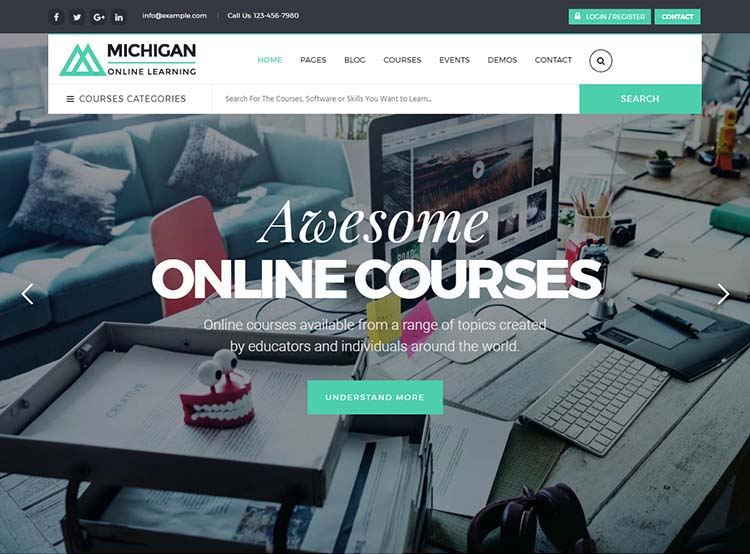 Michigan Online Learning Suite