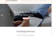 Psychology Counseling Wordpress Theme Free Download