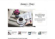 Sachiko Wordpress Theme Free Download