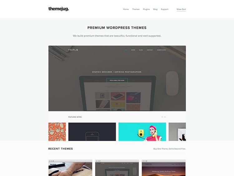 ThemeJug WordPress Theme Free Download
