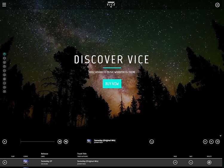 Vice WordPress Free Download