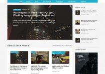 WP Portal Tech Magazine Wordpress Theme Free Download