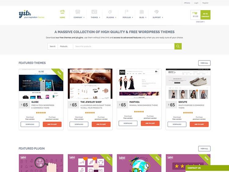 Your Inspiration WordPress Theme Free Download