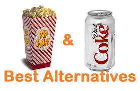 Coke and Popcorn Alternative Websites