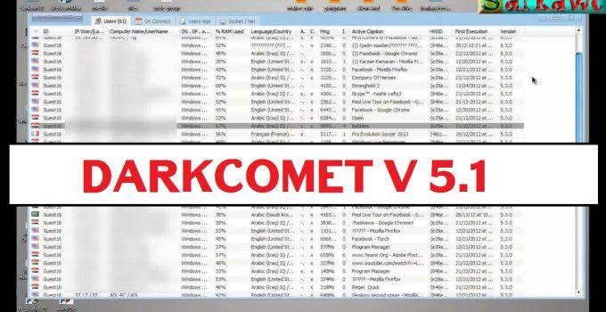 Download DarkComet